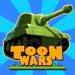 Toon Wars: Awesome PvP Tank Games Mod Apk 3.62.4