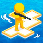 War of Rafts: Crazy Sea Battle Mod Apk 0.15.0.5b