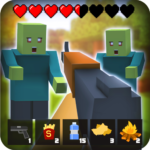 Zombie Craft Survival 3D: Free Shooting Game Mod Apk 44.3
