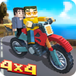 Blocky Moto Bike SIM: Winter Breeze Mod Apk 1.5