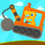 Dinosaur Digger 3 – Truck Simulator Games for kids Mod Apk 1.1.3