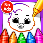 Drawing Games: Draw & Color For Kids  1.0.4 Mod Apk