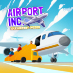 Airport Inc. – Idle Tycoon Game ✈️ Mod Apk 1.3.13
