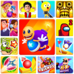 All Games, Puzzle Game, New Games Mod Apk 1.22