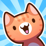 Cat Game – The Cats Collector! Mod Apk 1.54.12