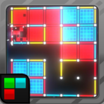 Dots and Boxes (Neon) 80s Style Cyber Game Squares Mod Apk 2.1.16