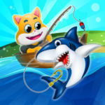Fishing Game for Kids and Toddlers Mod Apk 0.1.5
