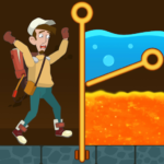 Pull Him Up: Brain Hack Out Puzzle game Mod Apk 1.7