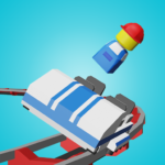 Roller Coaster 2 Mod Apk Varies with device 1.2.3