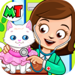 My Town : Pets, Animal game for kids Mod Apk 1.02