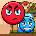 Red and Blue Ball Mod Apk 0.1.7